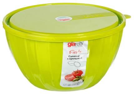 Салатник Plastic Centre Fiesta GR1867 Зеленый