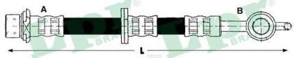 Шланг тормозной системы Lpr 6T48276 передний левый