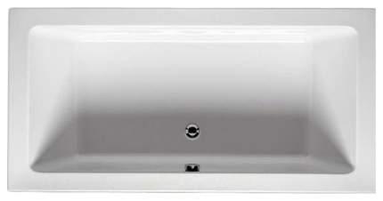 Акриловая ванна Riho Lusso 170х75 без гидромассажа