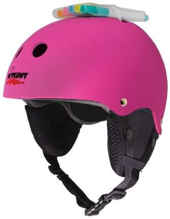 Зимний шлем с фломастерами Wipeout Neon Pink 8+