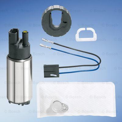 Топливный насос Bosch 0 986 580 942