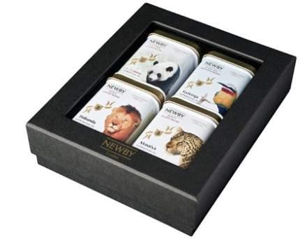 Подарочный набор чая Newby №3 дикая жизнь