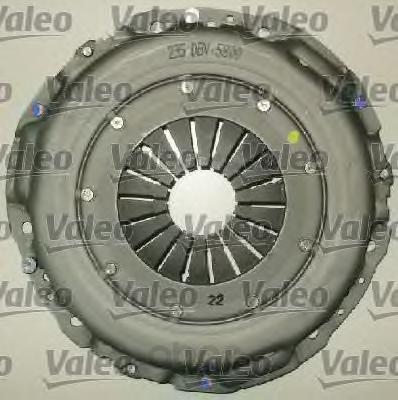 Комплект сцепления Valeo 826354