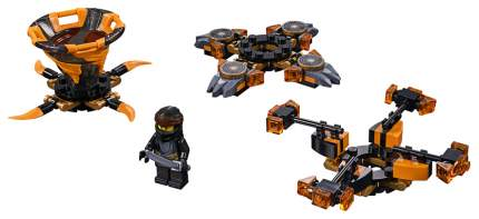 Конструктор LEGO Ninjago 70662 Коул: мастер Кружитцу