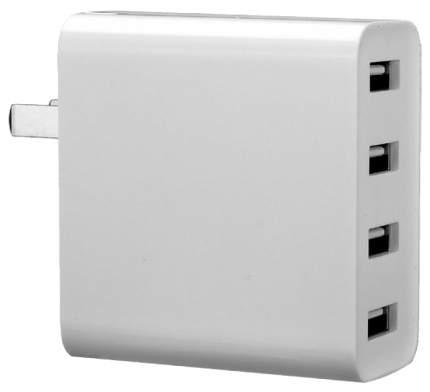 Сетевое зарядное устройство Xiaomi Mi Multiple 4 USB 2A White