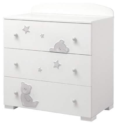 Комод детский PALI Erbesi Cucu Cabinet Белый