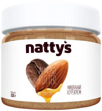 Паста миндальная Natty's кофе крем 170 г