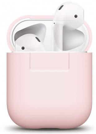 Чехол Elago AirPods Case (EAPSC-PK) для зарядного кейса AirPods (Lovely Pink)