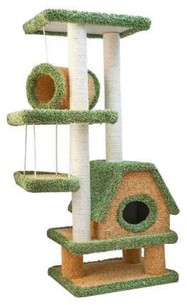 Комплекс для кошек Дарэлл Аттракцион 81 х 54 х 140 см