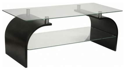 Журнальный столик Мебелик Гурон 2 481 115х50х44 см, венге