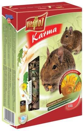 Корм для дегу Vitapol Karma 0.45 кг 1 шт