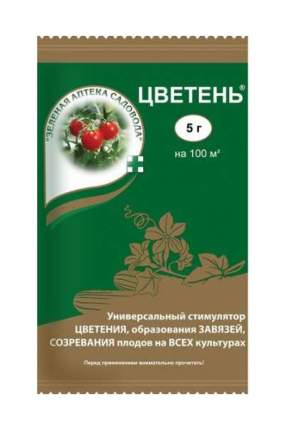 Фитогормон для плодовитости Зеленая аптека садовода Цветень 141101 0,001 кг
