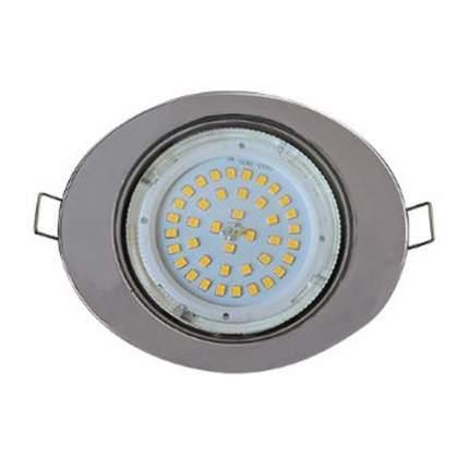 Ecola Gx53-Ft3238 Светильник Встраиваемый Без Рефл, Эллипс Хром 41X126Х106 Fc53Elecb