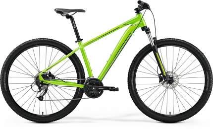 """Велосипед Merida Big.Nine 40-D 2019 19"""" зеленый"""