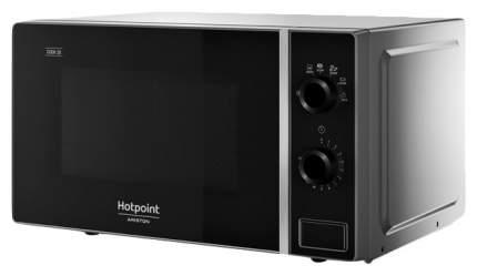 Микроволновая печь соло Hotpoint-Ariston MWHA 101 SB silver;black