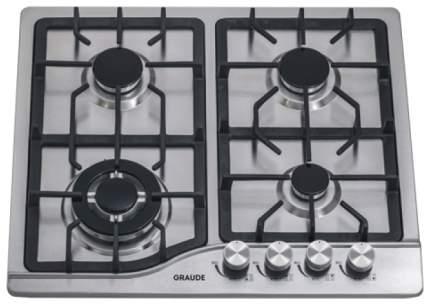 Встраиваемая варочная панель газовая Graude GS 60.0 E Silver