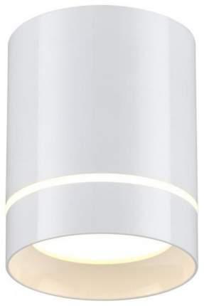 Встраиваемый накладной светодиодный светильник Novotech Arum 357684 Белый