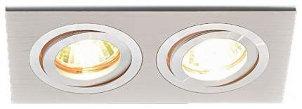 Встраиваемый светильник Elektrostandard 1051/2 WH Белый a035244