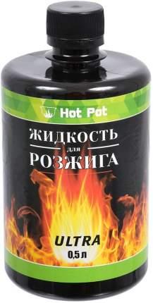 """жидкость для розжига """"Ultra"""" углеводородная, 500 мл"""