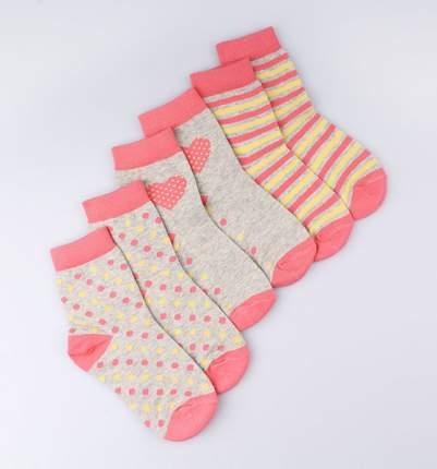 Носки детские Котофей для девочки р.18 07842250-21 розовый