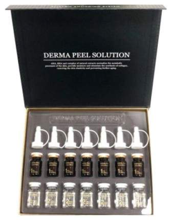 Пилинг для лица Ellevon Derma Peel Solution 70 мл