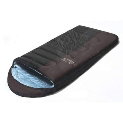 Спальный мешок Indiana Camper Extreme черный, правый
