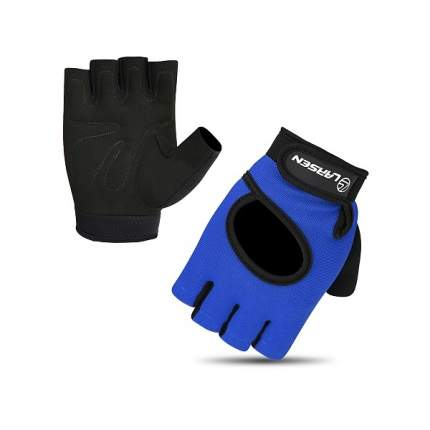 Перчатки для фитнеса Larsen NT558B синие XL