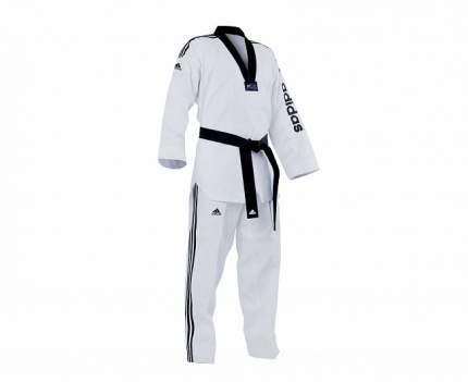 Добок Adidas WTF Adi-SuperMaster 2, white/black, 170