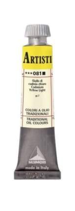 Масляная краска Maimeri 081 кадмий желтый светлый 20 мл