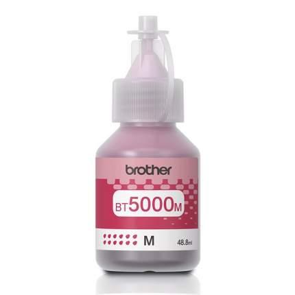 Чернила для струйного принтера Brother BT-5000M, пурпурный, оригинал