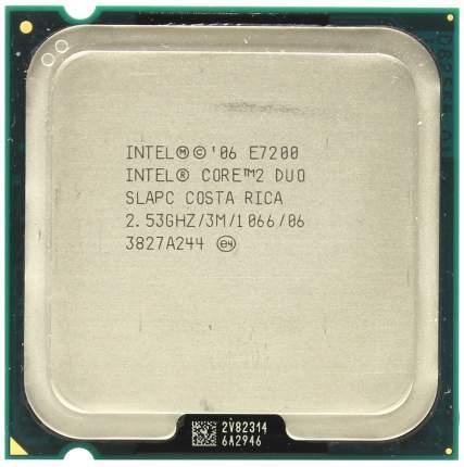 Процессор Intel Core 2 Duo E7200 OEM