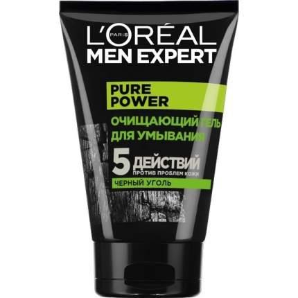 """Гель для умывания L'Oreal Paris """"Men Expert. 5 действий против проблем кожи"""""""