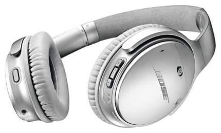 Наушники беспроводные Bose QuietComfort 35 Silver