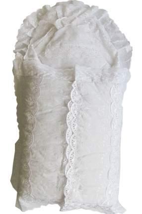 Конверт Папитто кружево одеяло + 7 пр. Белый