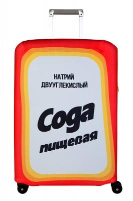 Чехол для чемодана Routemark Сода M/L