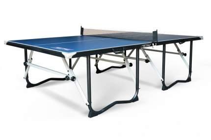Теннисный стол Start Line Play синий, с сеткой