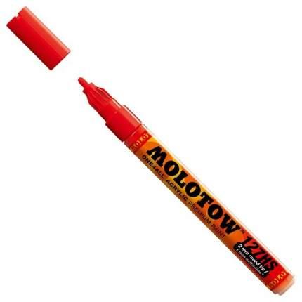 Маркер акриловый Molotow 127HS One4all 2мм красный