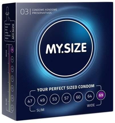 Презервативы My.Size р. 69 3 шт.