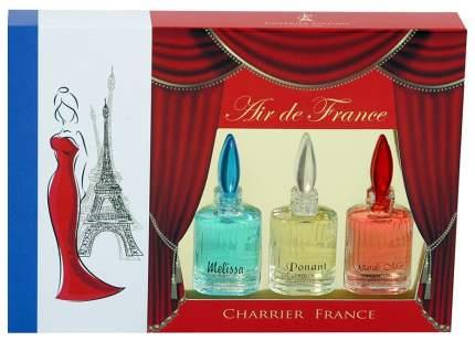 Парфюмерный набор Charrier Parfums Air de France 3 шт