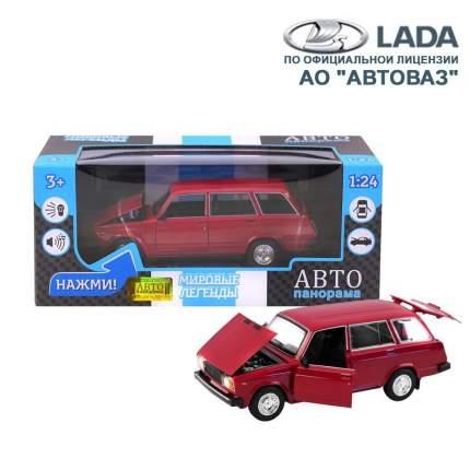 Машинка Автопанорама металлическая ВАЗ 2104 1:24 JB1200166