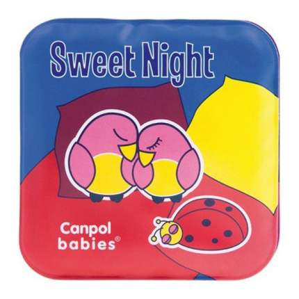Книжка Мягкая С пищалкой Canpol Day & Night 74 014, 2 Шт, 6+