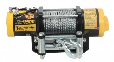 Лебедка электрическая T-Max ATW PRO 4500  W0370