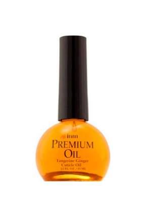 Масло для ногтей INM С ароматом мандарина и имбиря 15 мл