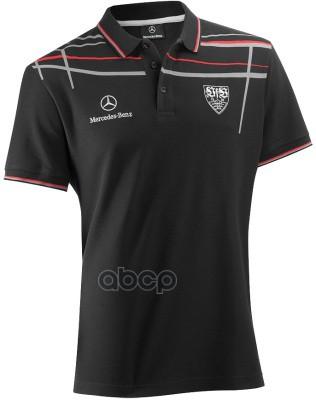 Футболка поло мужская Mercedes-benz B66953837 l