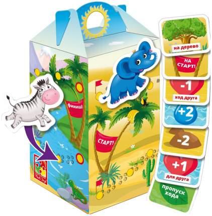 Семейная настольная игра Vladi Toys Беги слоник VT1312-02