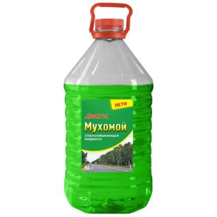 Летняя стеклоомывающая жидкость Spectrol «Мухомой» 5 л