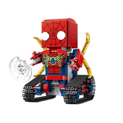 Конструктор пластиковый MOULD KING Spider Человек Паук с дистанционным управлением 13039