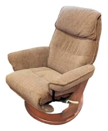 Кресло для гостиной Duorest 103х82х150 см, коричневый/бежевый