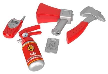 Набор игровой Smart пожарного в чемоданчике красно-серый (1416241)