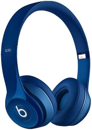 Наушники Beats Solo 2 Blue